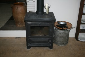 Dunsley Yorkshire Wood Burning Boiler Stove