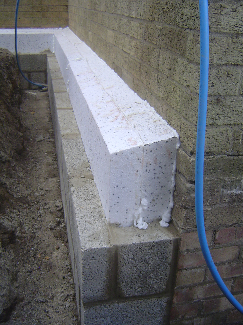 How Can I Super Insulate My Walls Part Two Below Ground