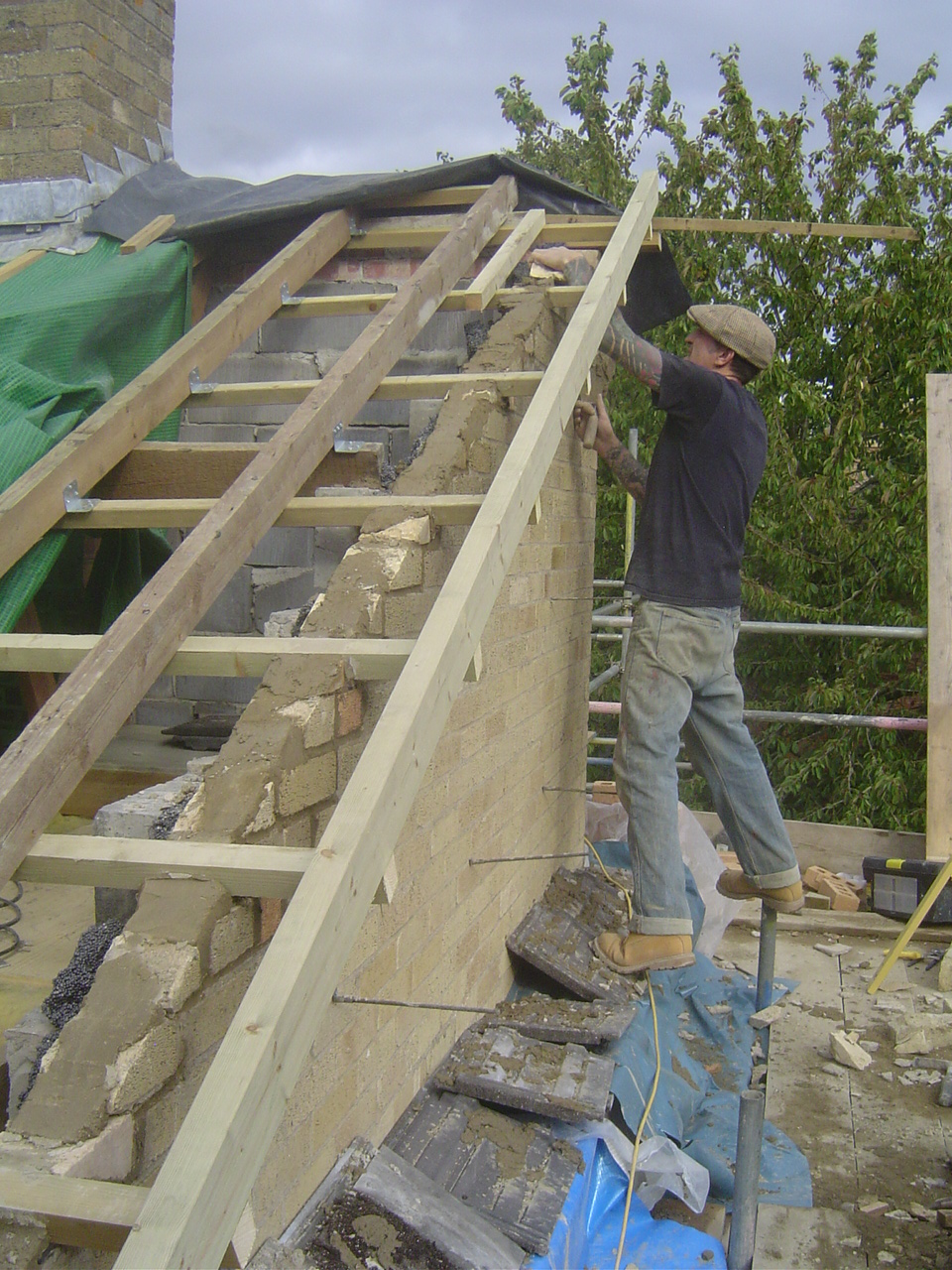 How Can I Super Insulate My Walls Part Five Roof
