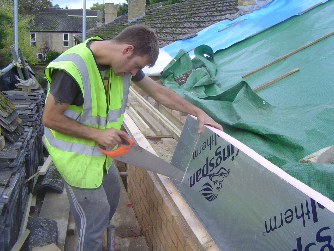 How can i super insulate my walls part five roof for 100mm kingspan floor insulation