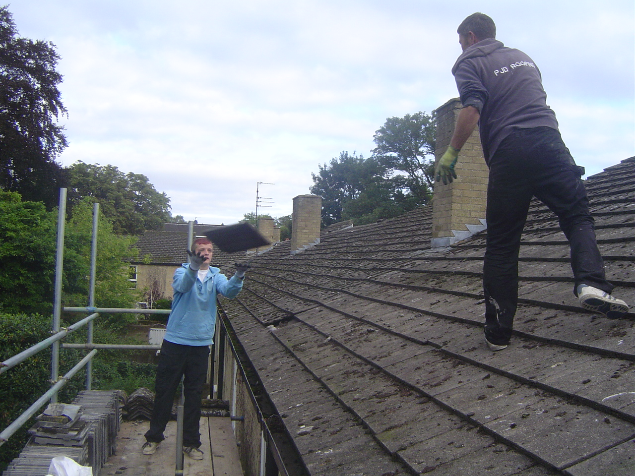 How Can I Super Insulate My Roof Part One Stripping The