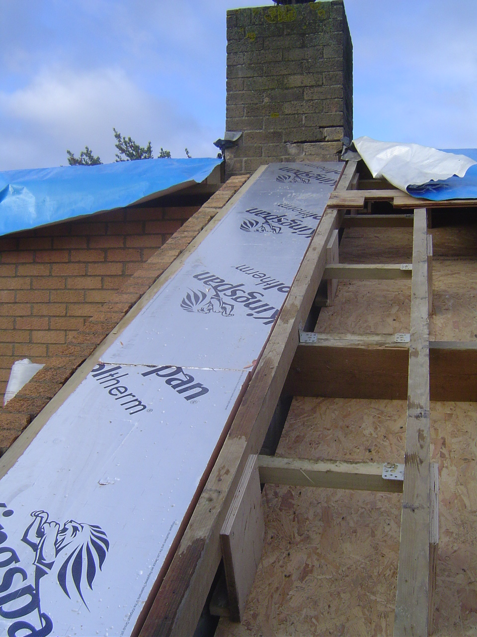 How Can I Super Insulate My Roof Part Two Fitting The