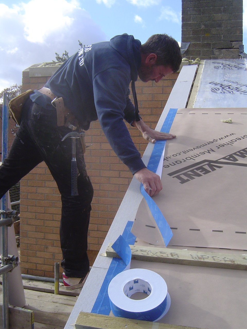 How Can I Super Insulate My Roof Part Three Roof